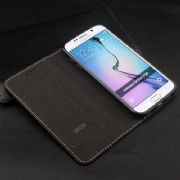 Samsung Galaxy S7 Edge Luxury Folio Case Cover Stand
